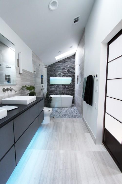 חדר אמבטיה מודרני