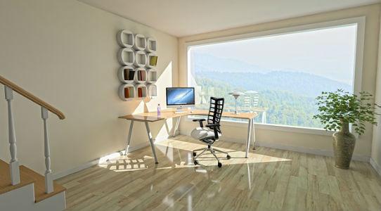 עיצוב הבית באמצעות פרקט חדש